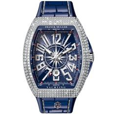 FRANCK MULLER V41 VANGUARD STEEL DIAMONDS