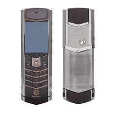 Vertu Signature S clous chocolate